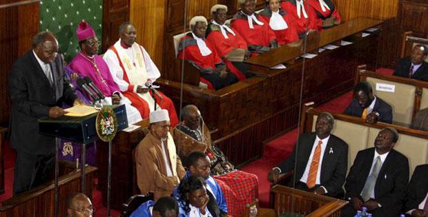 parlement kenya