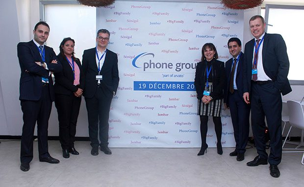 phone group jambar