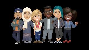 Facebook lance les avatars en Afrique subsaharienne : une nouvelle manière dynamique de s'exprimer en ligne
